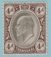 Transvaal 257 Mint Hinged OG * - No Faults Very Fine!