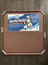 OUT Dog Pad Holder   Portable Tray for Pet Training and Puppy Pads   Protecti...