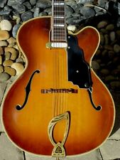 1957 Guild A-500 1st full year of production & earliest we have ever seen !