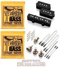EMG GZR PJ HZ Geezer Butler P Jazz Bass Passive Set ( 2 ERNIE BALL #2833 ) PJHZ