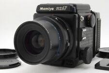 【EXC+5】Mamiya RZ67 Professional w/120 film back Sekor 90mm f3.5 lens F/Japan#82
