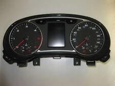 AUDI a1 8x TDI DIESEL mph USA TACHIMETRO High cluster strumento combinato 8x0920980d t186