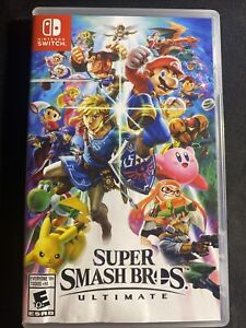 Super Smash Bros Ultimate (Nintendo Switch)
