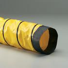 """Ventilation HVAC Hose - 12"""" x 25"""" Coated Fabric Spring-Flex FSP-5 Hose"""