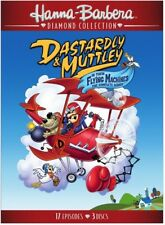 Dastardly & Muttley In Their Flying Machines: The Complete Series [New DVD] Bo