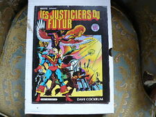 TOP BD LES JUSTICIERS DU FUTUR   LIRE LA DESCRIPTION