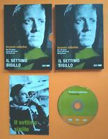 DVD Film Ita Drammatico IL SETTIMO SIGILLO Bergman Collection no vhs lp cd (D7)