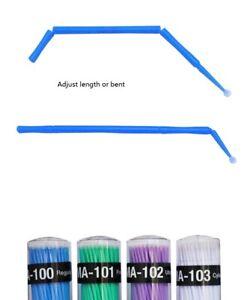 Wholesale Dental Disposable Micro Applicator Brush Bendable 1.2/1.5/2.0/2.5MM