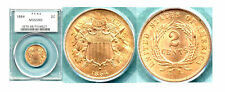 1864 2C-PCGS MS 65 RD-RED MINT LUSTER -2Cents++