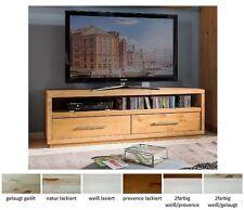 Moderne TV - & HiFi-Tische aus Massivholz