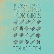 Ten Add Ten The Very Best of Scouting for Girls (Album) 10 add 10 CD Gift Idea