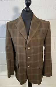 Mens Vintage 1970's Suit Jacket