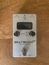 More details for singular sound beatbuddy mini drum machine drummer effect pedal