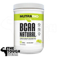 NUTRABIO BCAA 5000 400grams - Unflavored - INSTANTIZED BRANCH CHAIN AMINO ACIDS