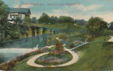 ROCKFORD IL – Swiss Cottage Flower Bed - 1915