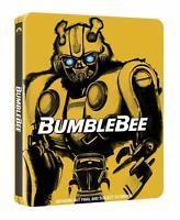 Steelbook BUMBLEBEE (BLU-RAY) AZIONE dalla Saga Transformers