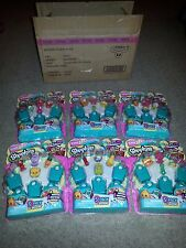 Shopkins 5 pack-Series 3-LOT OF 6-all different-blind-baby-kids-possibly rare
