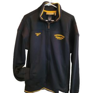 REEBOK Jacket Pittsburgh Steelers FootbaIl Immaculate Reception FRANCO HARRIS M