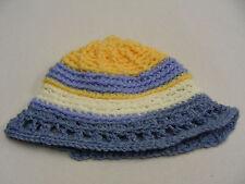 Azul/amarillo/blanco - infantil talla única - Medias Gorra Gorro