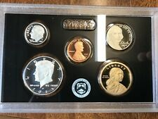 2013 Silver proof set 14 piece with box and certificate of authenticity