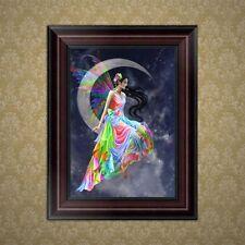 DIY 5D Diamond Embroidery Beauty Painting Cross Stitch Craft Home Wall Decor