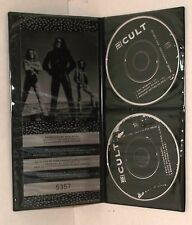 "THE CULT MINI CD SET FIRE WOMAN/ EDIE 3"" INCH SINGLE+ WALLET BEG 228 LIMITED ED"