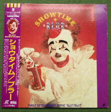 BLUR**SHOWTIME (LIVE ALEXANDRA PALACE 1995)**JAPAN LASERDISC WITH OBI