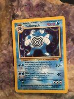 Pokemon Poliwrath Holo Rare XY Evolutions 25//108 NM Mint
