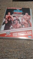 Topps Slam Attax Rebellion 2012  172 Trading Cards in Collectors Binder