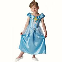 Cinderella Disney Princess fancy dress costume girls World Book Day Outfit 7 8