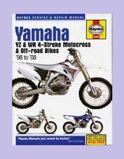 Yamaha YZ Haynes Motorcycle Service & Repair Manuals