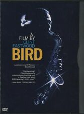 Bird (DVD, 2001, Canadian, Widescreen) a Clint Eastwood film 1988