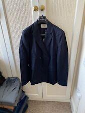 Men's Folk Double Breasted Jacket New Size 4
