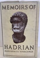Memoirs Of Hadrian Marguerite Yourcenar 1st Publication Into English 1955