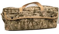 Hunting Duffle Bag Tan Digital Camo 18 in Ammo Pockets Desert Camouflage Field