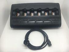 Globe Roamer Motorola WPLN4197 GP Series 6 Bay Multi-Unit Charger