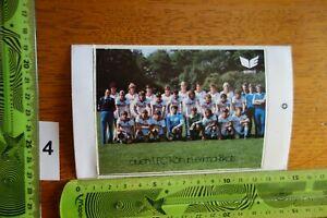 Alter Aufkleber Sport Fußball Verein 1. FC KÖLN in ERIMA Trikots