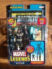 Marvel Legends Galactus BAF Bullseye Figure Toybiz 2005 NEW SEALED complete