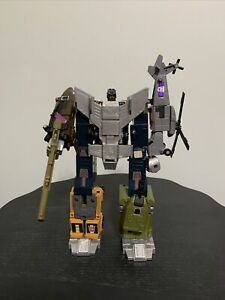 Vintage Transformers G1 Bruticus Combaticons