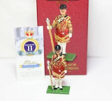 Britains 40318 Drum Major In State Dress 2003 - Mint In The Box