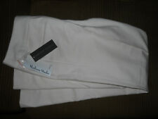 New NWT Madison Studio Size 10 Pants Rebecca Fit Clean White Essentials 58$ MSRP