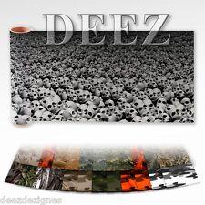 "STICKER BOMB SHEET JDM HONDA SKULL DECAL 15"" x 52"" 3M WRAP VINYL SOS sideways"