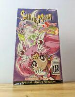 Sailor Moon Super S - Diana's Secret (Vol. 2, Uncut) [VHS], Good VHS, Terri Hawk