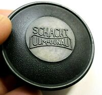 Plastic 42mm ID Front Lens Cap slip on type Schacht Ulm Donau Germany for 40.5mm