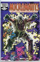 Micronauts 1979 series # 43 very fine comic book