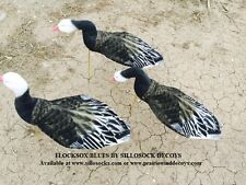 Sillosocks FLOCKSOX BLUE GOOSE Windsock DECOYS (SS1036FS) BY SILLOSOCK DECOYS