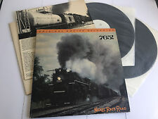 765! Nickel Plate Road ORIGINAL MASTER RECORDINGS MOBILE FIDELITY 2 LP VINYL