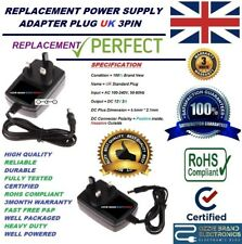 12V BELKIN OMNIVIEW PRO3 KVM SWITCH Compatible UK Mains Power Supply Adapter AC