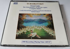 TCHAIKOVSKY - Swan Lake -  LIKE NEW  -  2 CDs Complete Ballet