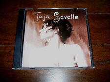 Taja Sevelle - Fountains Free 1991 CD Reprise David Pack Japanese Import EXC